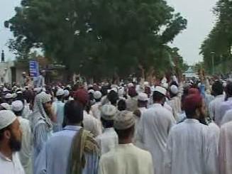 Setkání k výročí bojů u Červené mešity