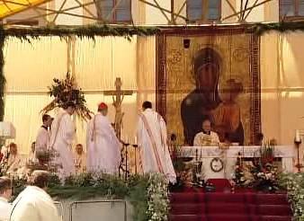 Tradiční poutní mše svatá ve Velehradě