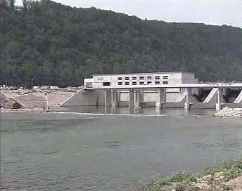 Vodní elektrárna Blanca