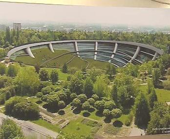 Návrh multifunkčního pražského sportoviště
