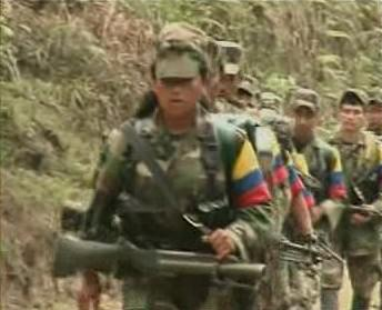 Ozbrojenci z hnutí FARC