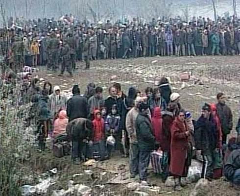Uprchlíci z Kosova