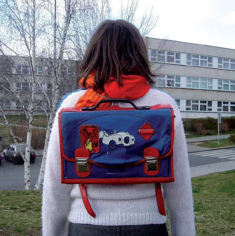 Cesta do školy