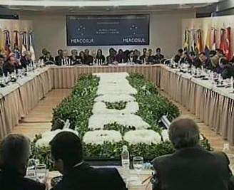 Summit politiků Jižní Ameriky