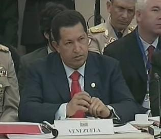 Hugo Chávez: \