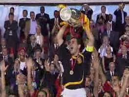 Španělský brankář Iker Casillas