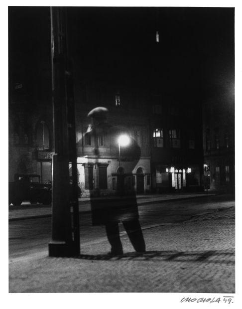 Václav Chochola - Noční chodec