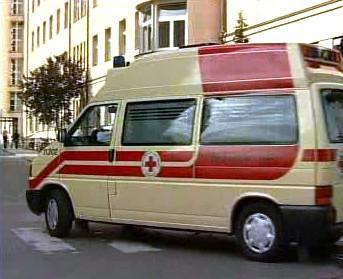 Rakouská sanitka