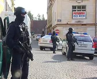 Ozbrojené policejní hlídky