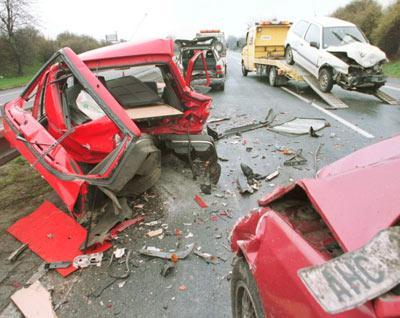 Hromadná nehoda
