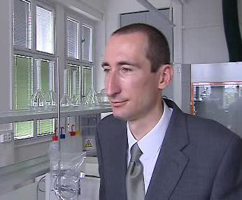 Vědec František Štěpánek