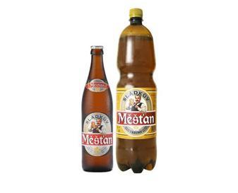 Pivo Sládkův Měšťan