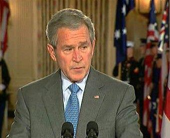George Bush: \