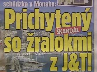 Sĺovenský euroskandál