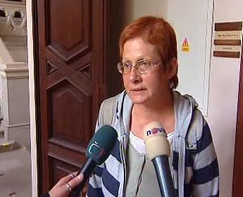 Matka Barbory Škrlové Renata