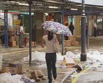 Následky tropické bouře Fengshen