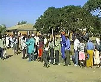 Zimbabwe půjde k urnám podruhé.