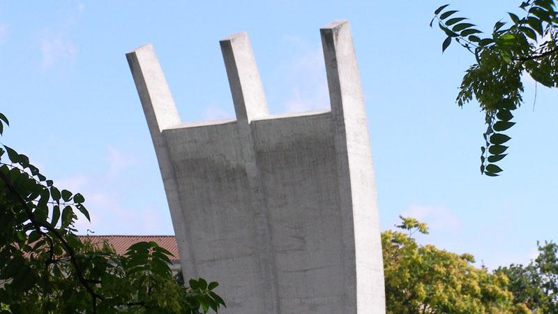 Památník leteckého mostu při sovětské blokádě Berlína