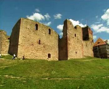 Lotyšský zámek