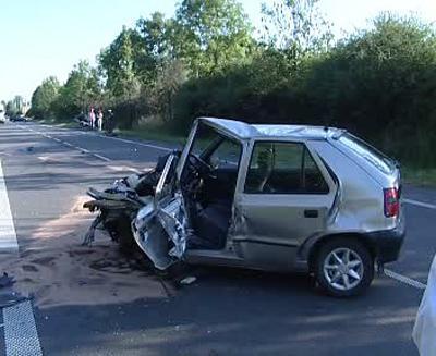 Nehoda felicie
