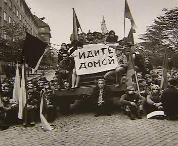 Josef Koudelka - Invaze 68