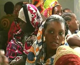 Africké dívky