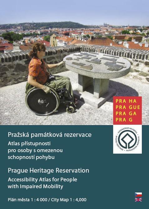Atlas přístupnosti pro osoby s omezenou schopností pohybu