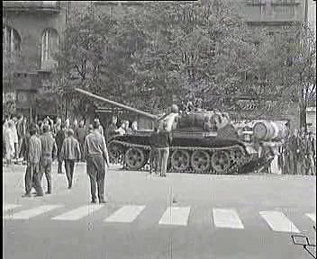 Tank vojsk Varšavské smlouvy