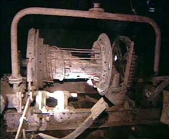 Důlní vozík