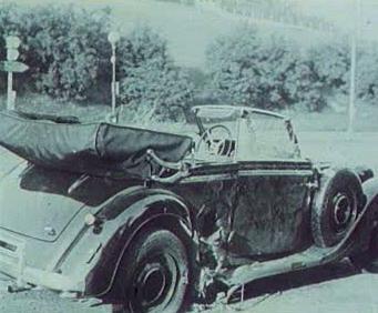 Heydrichův automobil
