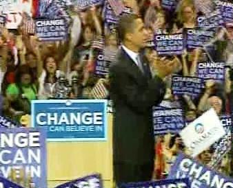Obama slaví vítězství