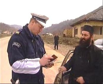 Bosenská policie