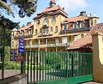 Dětské centrum v Nymburce