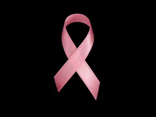 Růžová stužka - symbol boje proti rakovině prsu