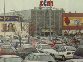 Obchodní centrum Černý Most