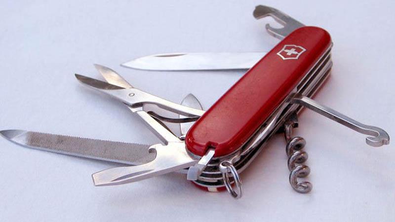 Švýcarský nůž