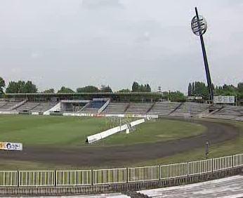 Stadion Pod lízátky