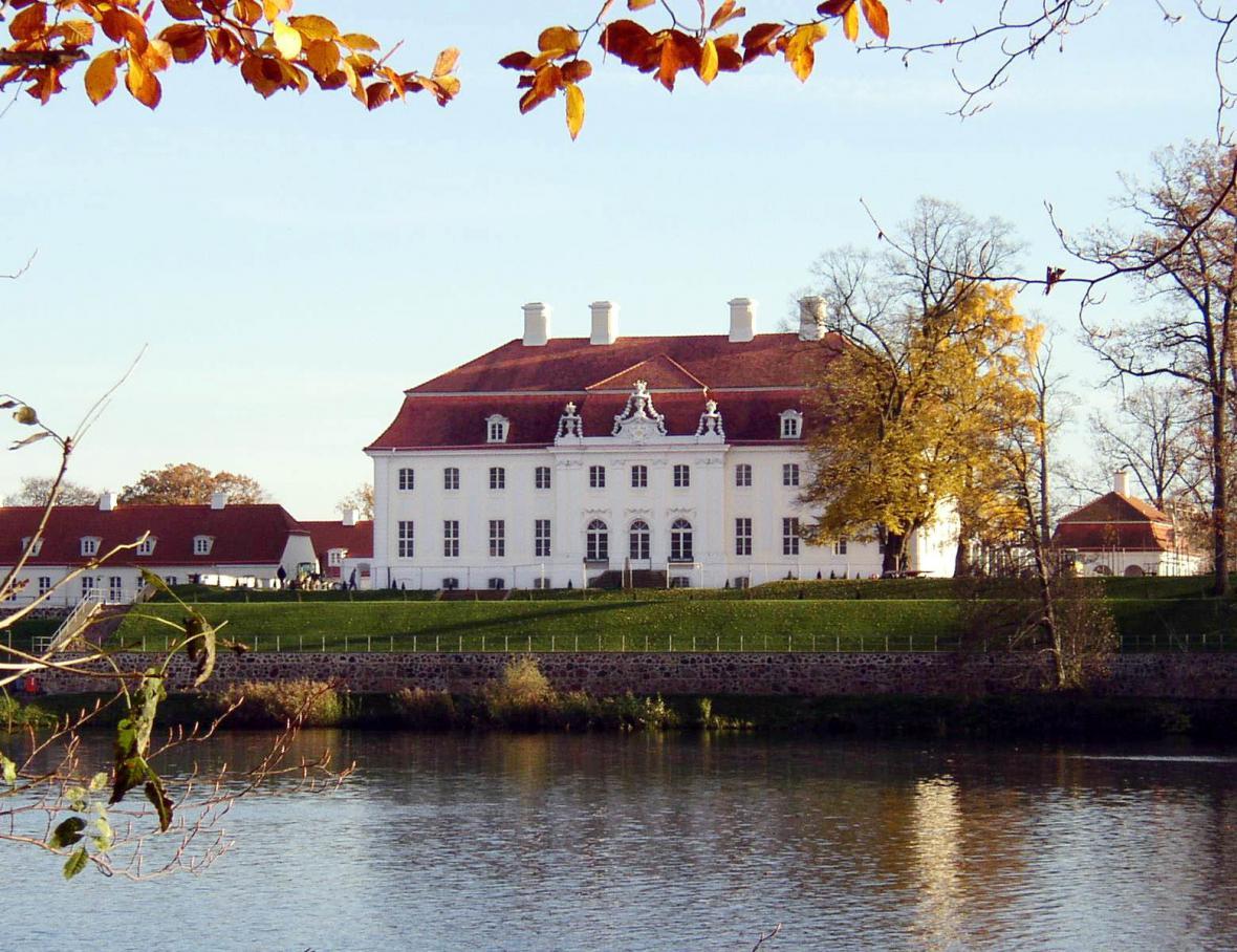 Braniborský zámek Meseberg