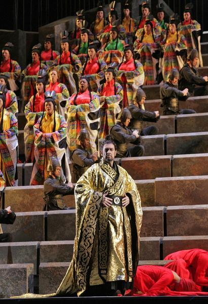 Tan Dun: První císař