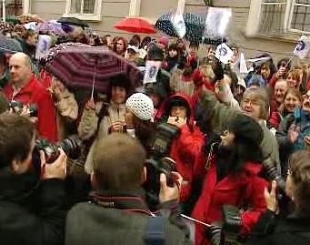Protesty učitelů