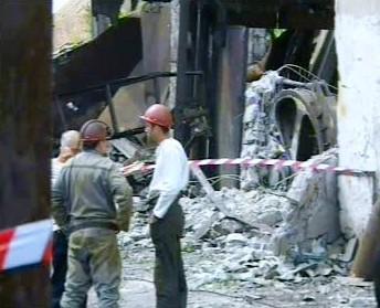 Důlní neštěstí na Ukrajině