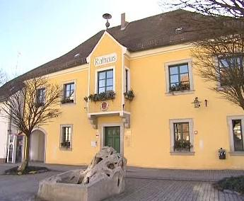 Radnice v Neualbenreuthu