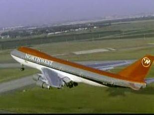 Letadlo společnosti Northwest