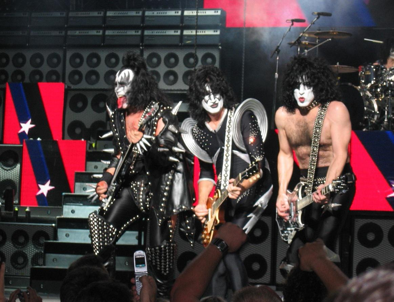 Koncert skupiny Kiss