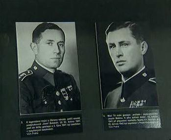 Josef Balabán, Josef Mašín