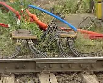 Krádeže kabelů