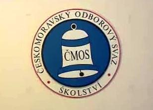 Logo Českomoravského odborového svazu školství