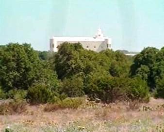Ranč texaské polygamní církve