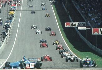 Závod formule 1
