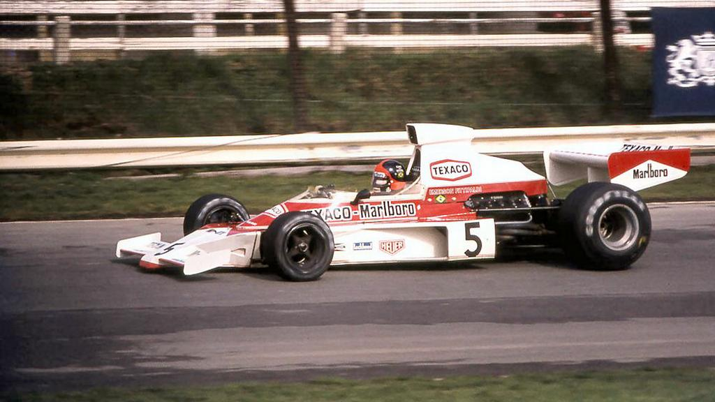 McLaren Emersona Fittipaldiho